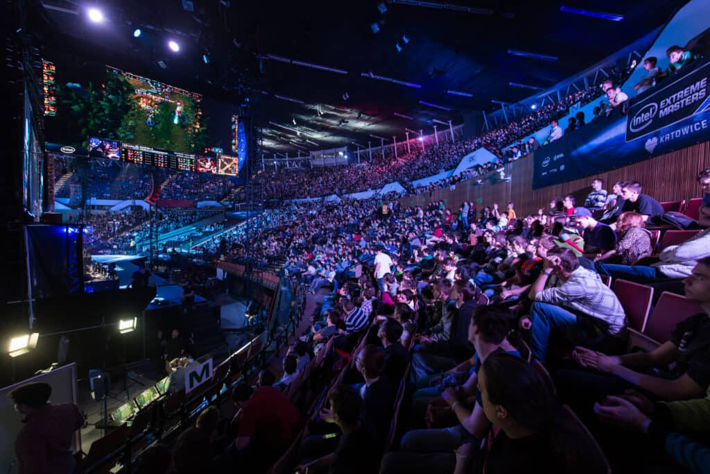 esports competition, adult gamer